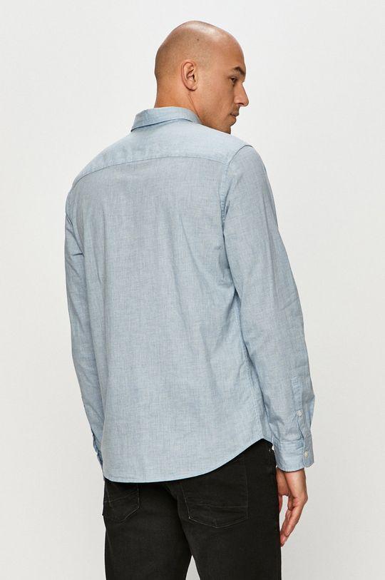 světle modrá Tom Tailor - Bavlněné tričko