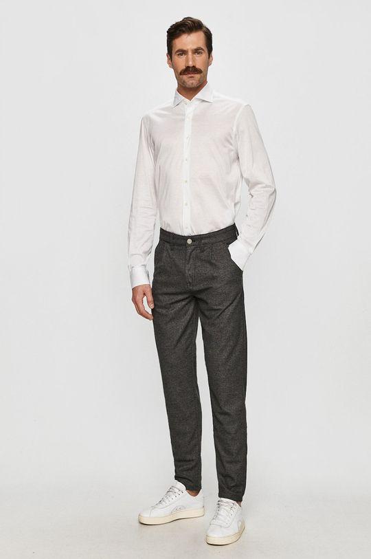 Baldessarini - Bavlněné tričko  100% Bavlna