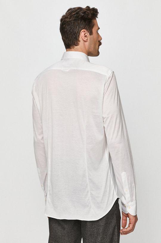 bílá Baldessarini - Bavlněné tričko