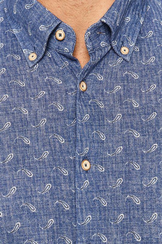 Baldessarini - Bavlnená košeľa  100% Bavlna