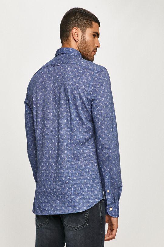 modrá Baldessarini - Bavlnená košeľa