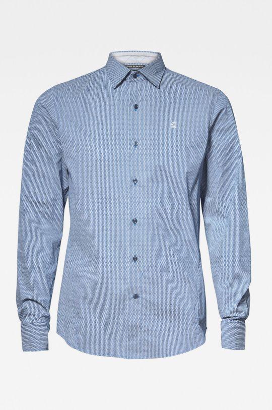 jasny niebieski G-Star Raw - Koszula