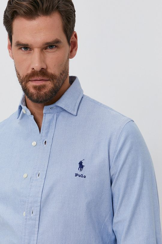 albastru Polo Ralph Lauren - Camasa din bumbac De bărbați