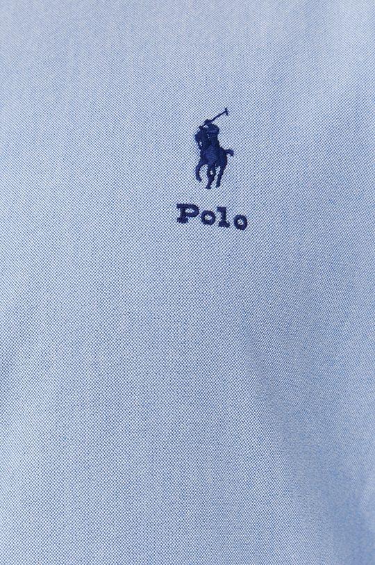 Polo Ralph Lauren - Camasa din bumbac albastru