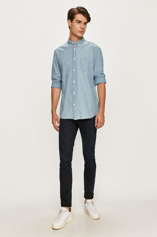 Wrangler - Košile  100% Bavlna