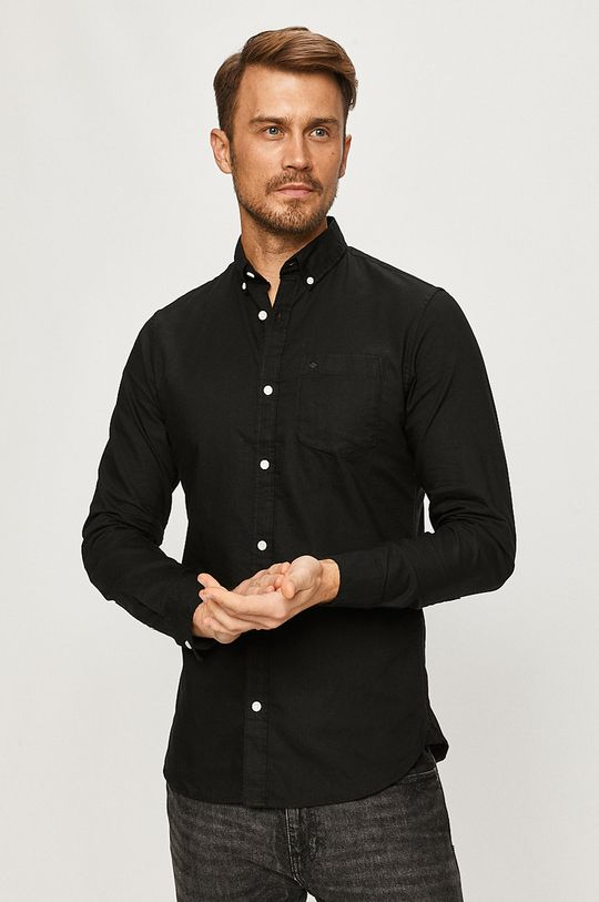 negru Produkt by Jack & Jones - Camasa De bărbați