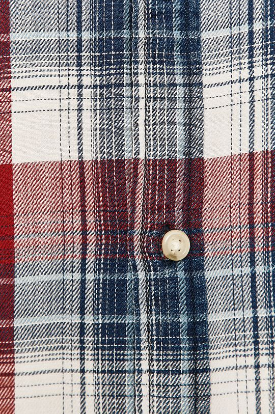 Produkt by Jack & Jones - Koszula bawełniana granatowy