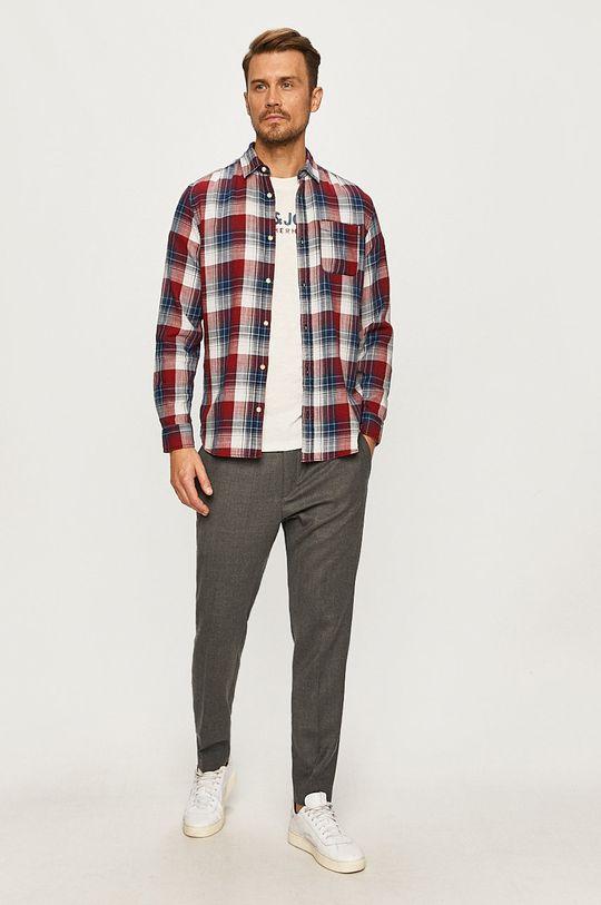 Produkt by Jack & Jones - Koszula bawełniana 100 % Bawełna
