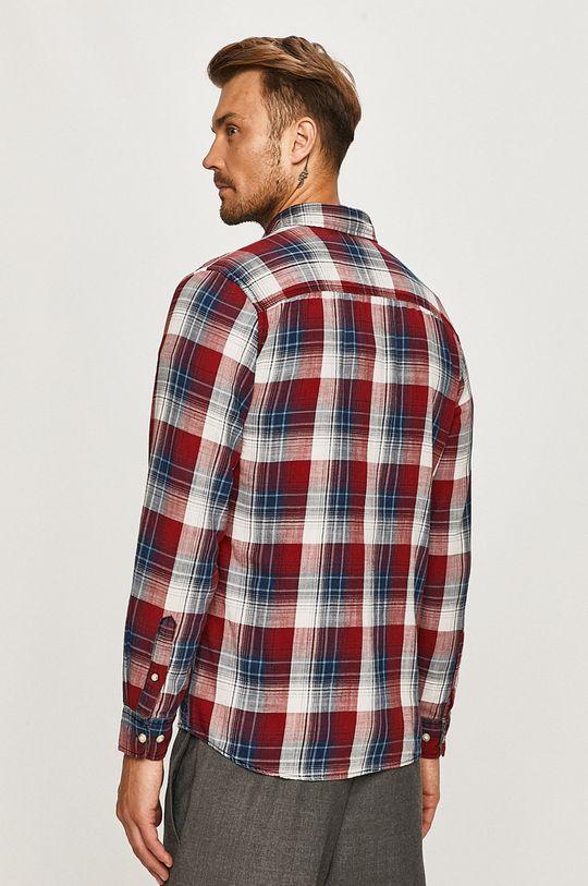 granatowy Produkt by Jack & Jones - Koszula bawełniana