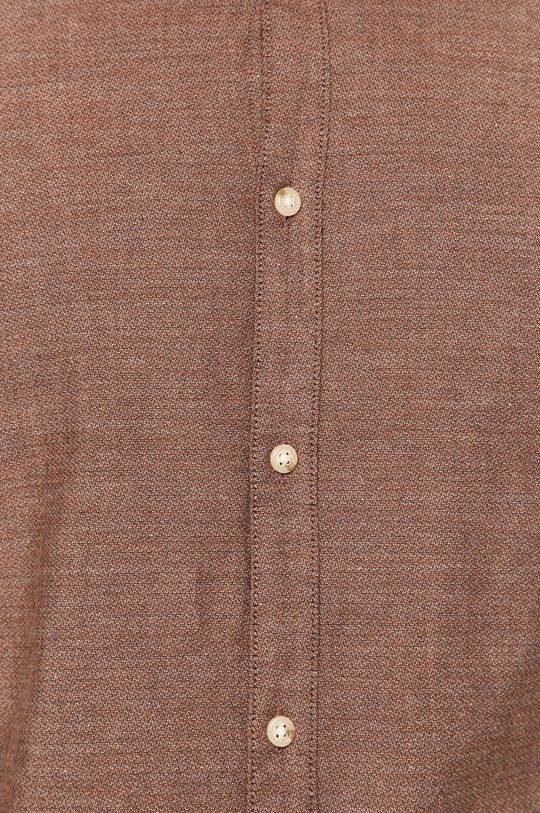 Produkt by Jack & Jones - Camasa din bumbac roz violet