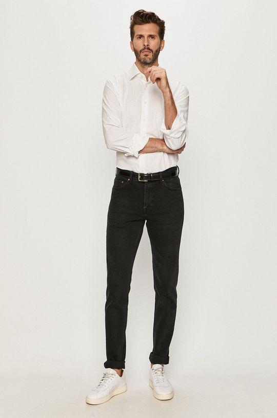 biela Tommy Hilfiger Tailored - Košeľa