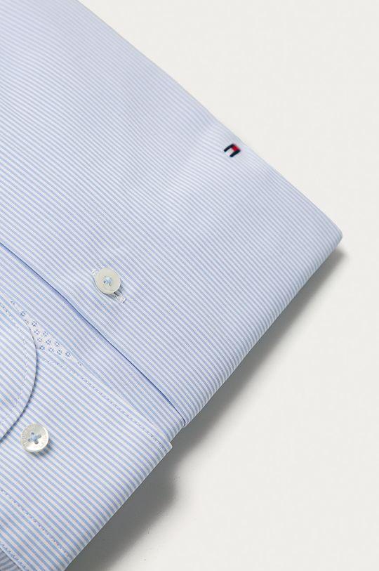Tommy Hilfiger Tailored - Camasa din bumbac albastru