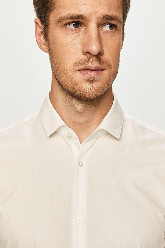 biały Hugo - Koszula