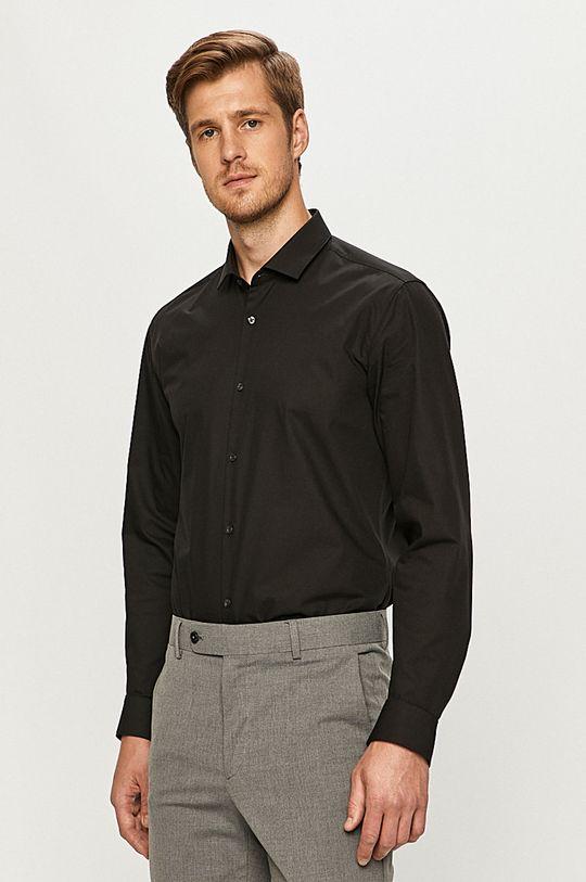 černá Hugo - Košile Pánský
