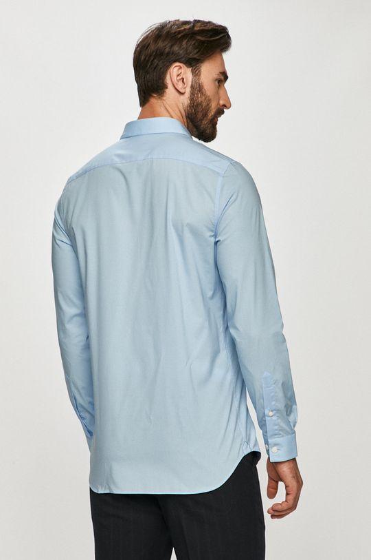 světle modrá Lacoste - Bavlněné tričko