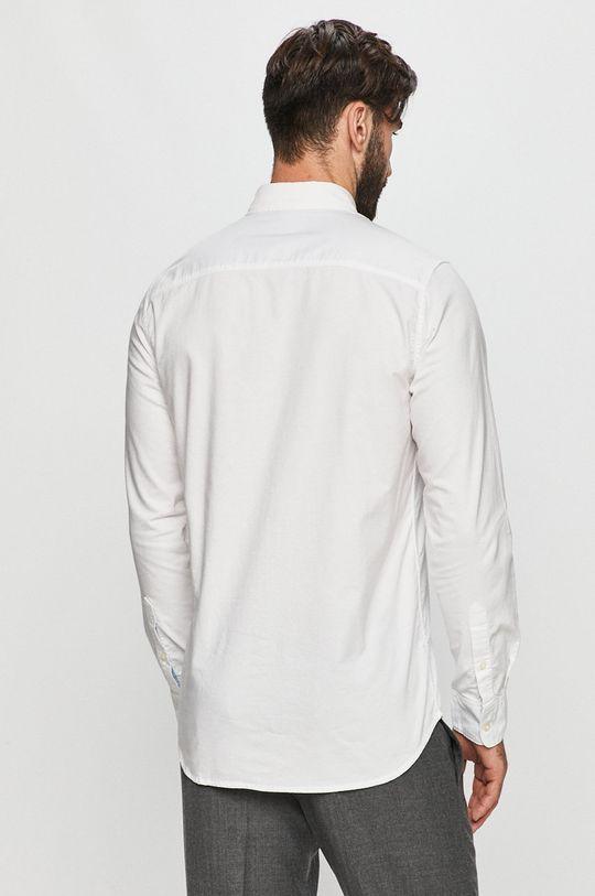 fehér Pepe Jeans - Pamut ing Schar Ro