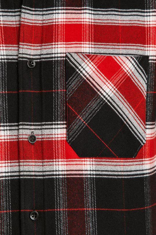Hugo - Bavlněné tričko červená