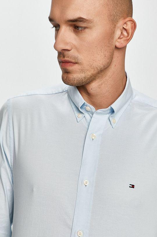 modrá Tommy Hilfiger - Košile Pánský