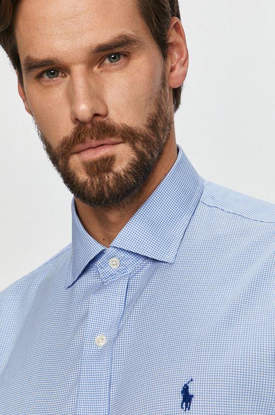 niebieski Polo Ralph Lauren - Koszula