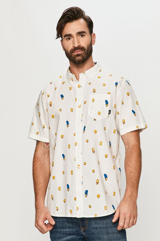 барвистий Vans - Бавовняна сорочка x The Simpsons