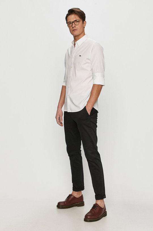 Lacoste - Bavlněné tričko  100% Bavlna