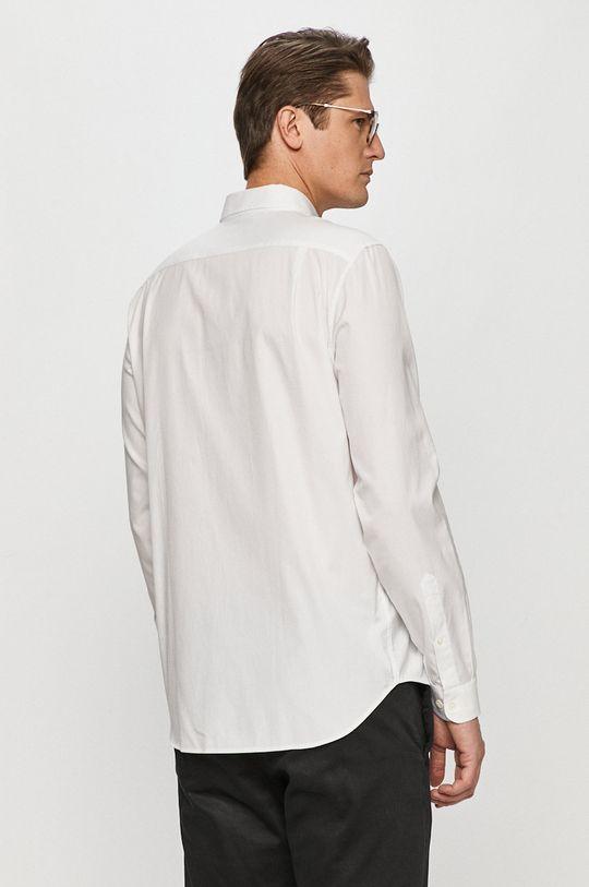 bílá Lacoste - Bavlněné tričko