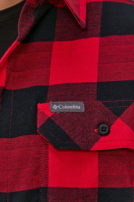 Columbia - Koszula czerwony
