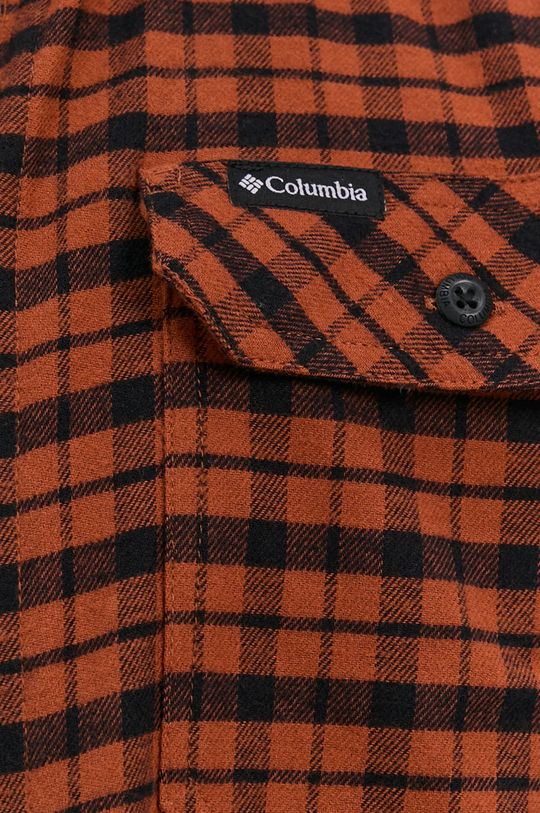 Columbia - Koszula brązowy