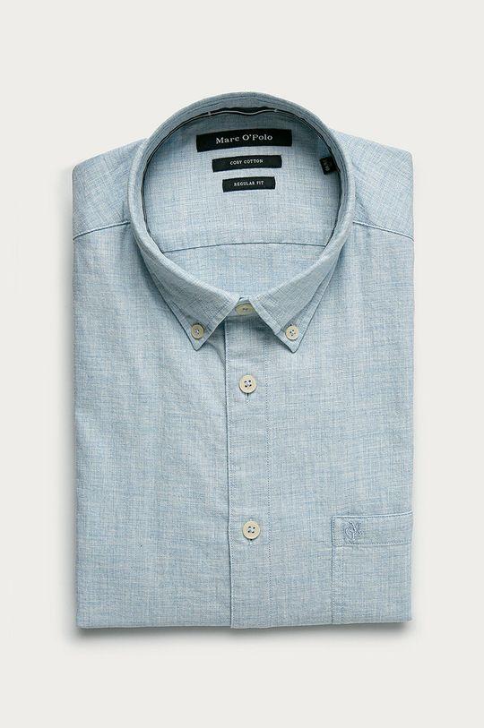 світло-блакитний Marc O'Polo - Бавовняна сорочка Чоловічий