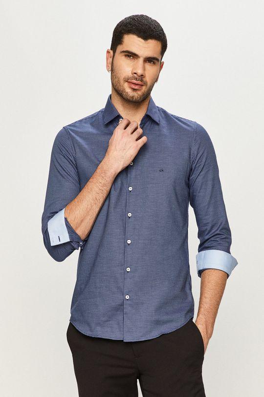Calvin Klein - Bavlnená košeľa Pánsky