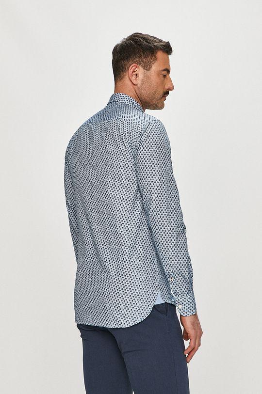 niebieski Tommy Hilfiger - Koszula bawełniana