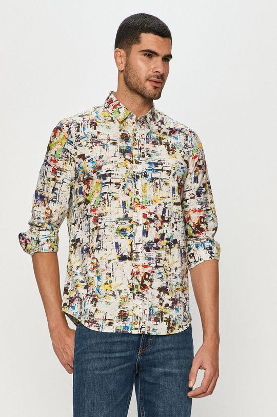 multicolor Desigual - Koszula Męski