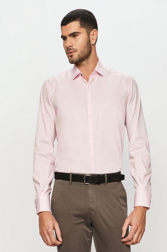 Karl Lagerfeld - Košile růžová