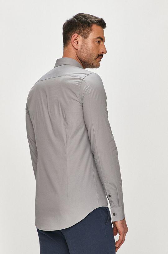 szary Calvin Klein Jeans - Koszula