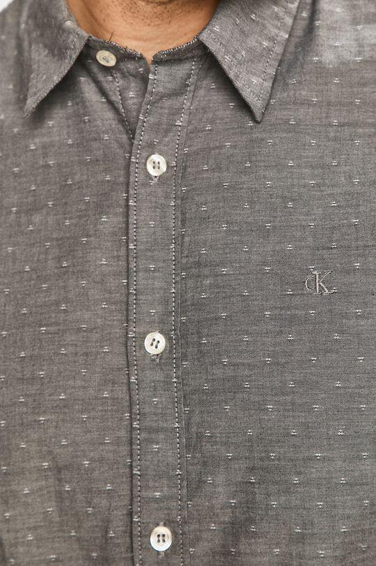 Calvin Klein Jeans - Košile šedá