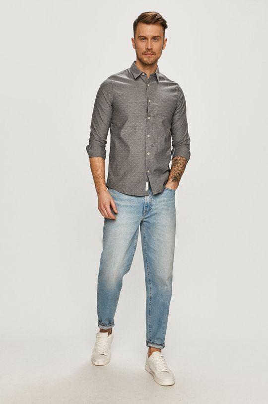 Calvin Klein Jeans - Košile  98% Bavlna, 2% Elastan