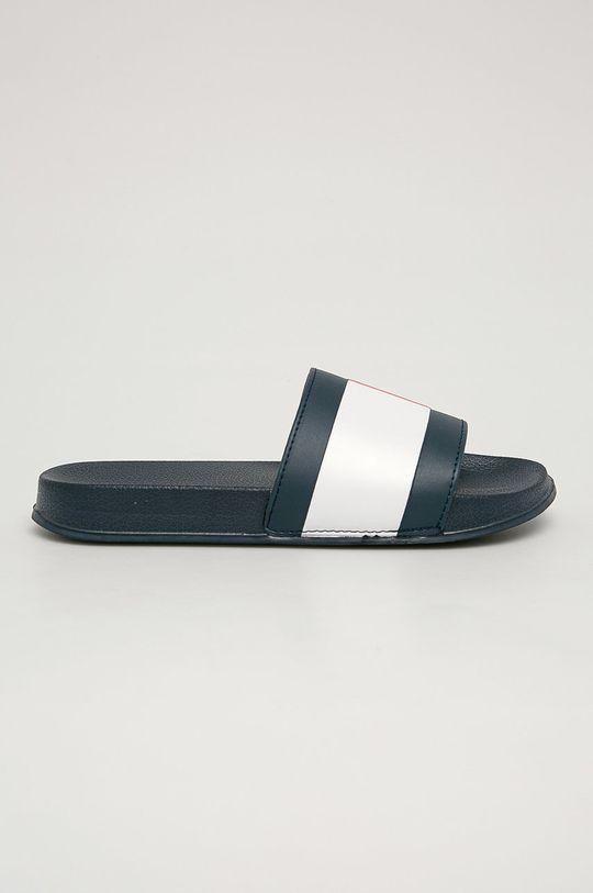 bleumarin Tommy Hilfiger - Papuci De băieți