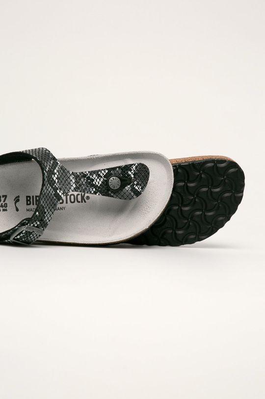 čierna Birkenstock - Žabky Gizeh