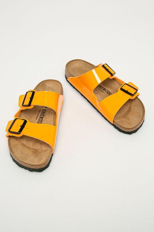 Birkenstock - Papuci Arizona portocaliu