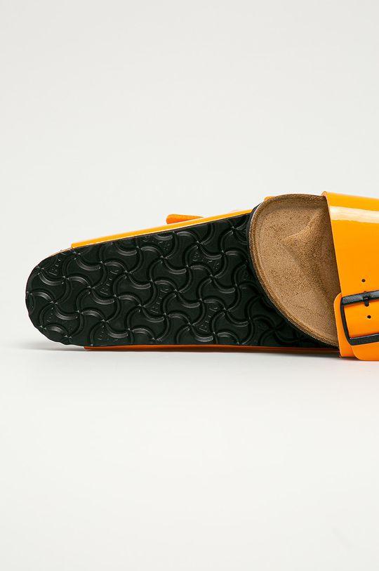 portocaliu Birkenstock - Papuci Arizona