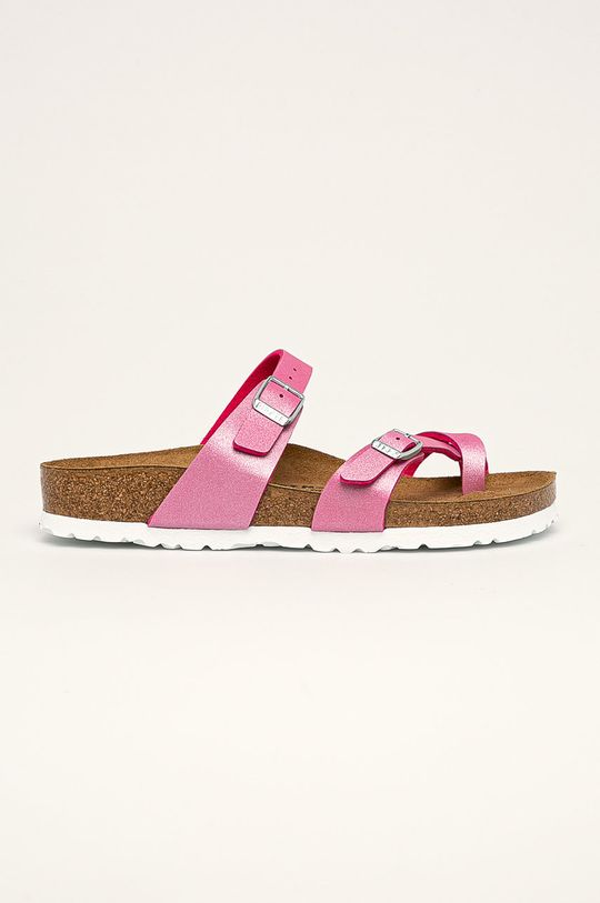 roz Birkenstock - Papuci Mayari De femei