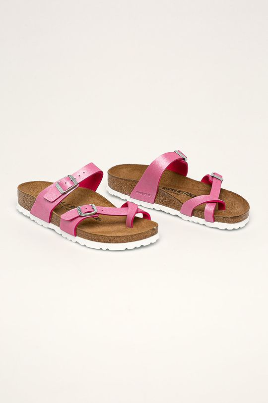 Birkenstock - Papuci Mayari roz