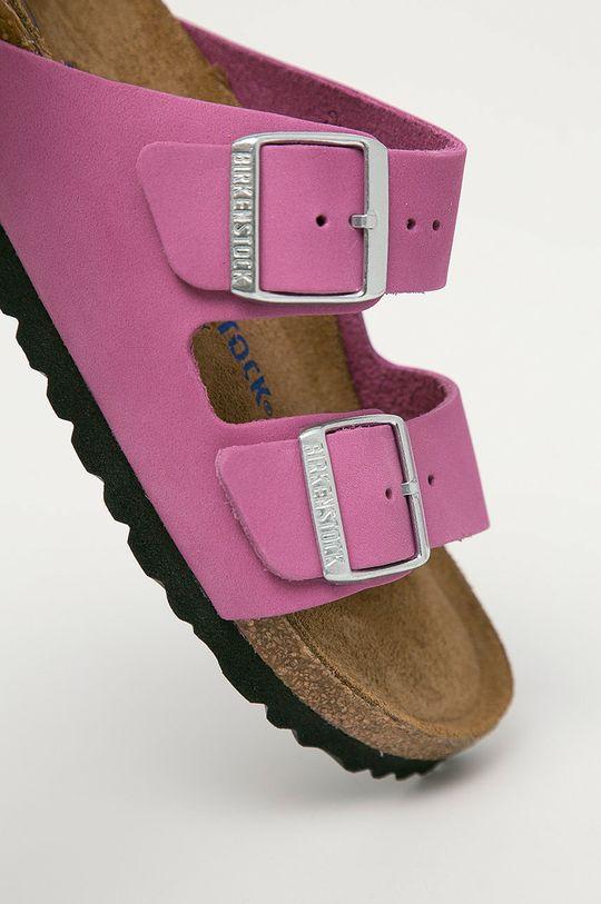 Birkenstock - Papuci Arizona  Gamba: Piele naturala Interiorul: Piele naturala Talpa: Material sintetic