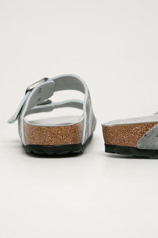 Birkenstock - Slapi de piele Arizona  Gamba: Piele intoarsa Interiorul: Piele naturala Talpa: Material sintetic