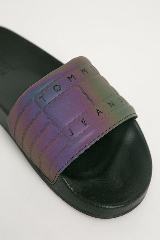 violet Tommy Jeans - Papuci