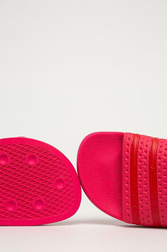adidas Originals - Klapki Cholewka: Materiał syntetyczny, Wnętrze: Materiał tekstylny, Podeszwa: Materiał syntetyczny