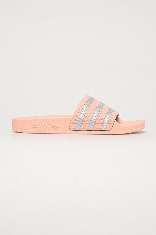 ružová adidas Originals - Šľapky Adilette Dámsky