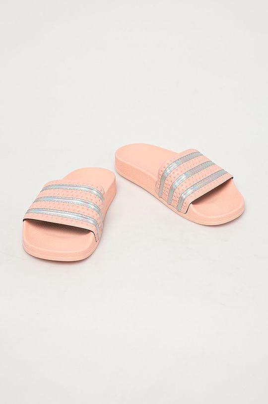 adidas Originals - Šľapky Adilette ružová