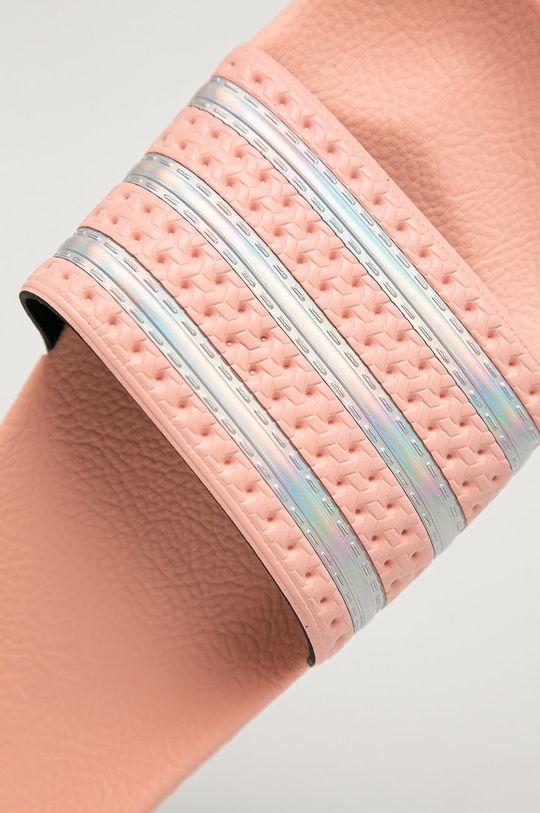 ružová adidas Originals - Šľapky Adilette