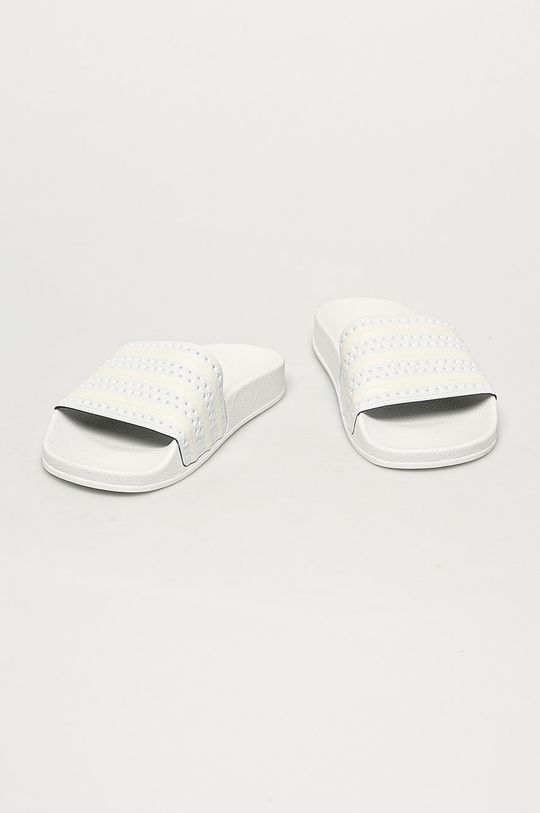 adidas Originals - Pantofle Adilette bílá